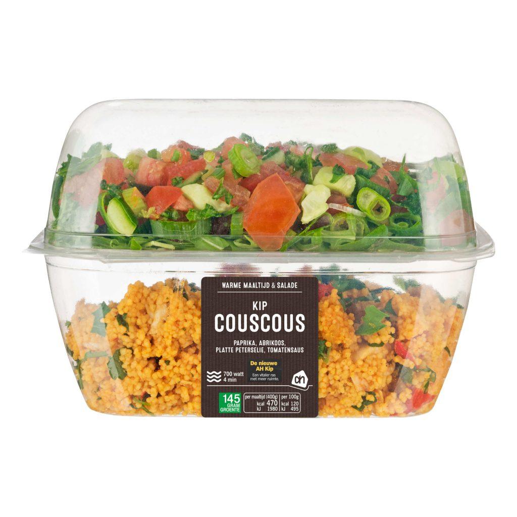 verpakkingsmateriaal voedsel